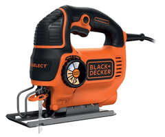 Электролобзик BLACK&DECKER KS801SE 550Вт.